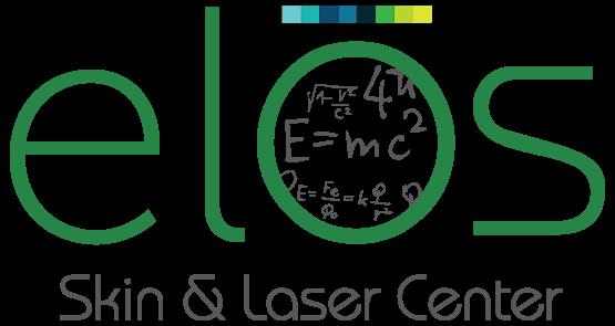 Logoul clinicii medical estetice ELOS SKIN&LASER CENTER. Centru specializat in tratamente corporale si faciale